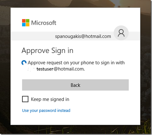 Have you seen the new #AzureAD Signin Experience? It's now live!